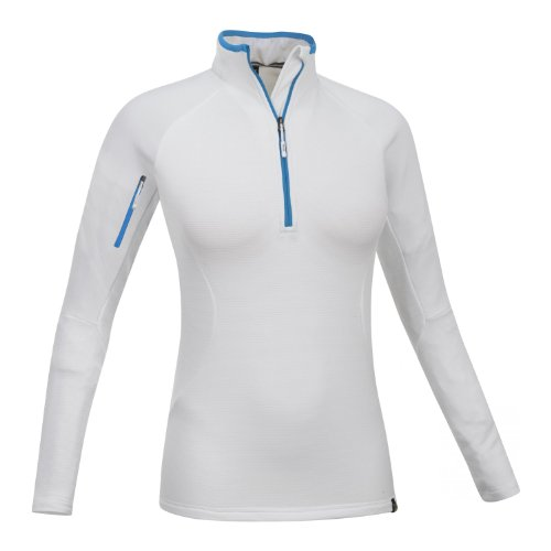 Salewa Sharp PL W Pull pour Femme Blanc White/8240 Taille 40
