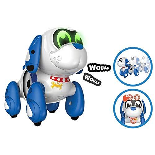 Mattel-Rock /'em Sock/' em Robots-Red Rocker et bleu Bomber MAT-CCX97