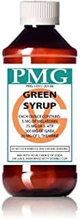 PMG Green Relaxation Syrup (8oz)