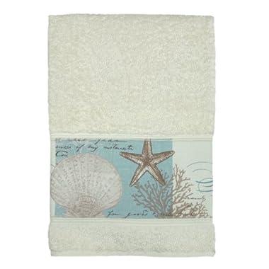 Bacova Guild  Coastal Moonlight  Cotton Terry Bath Towel