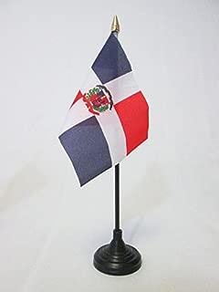Petit Drapeaux DE Bureau maldivien 14 x 21 cm AZ FLAG Drapeau de Table Maldives 21x14cm