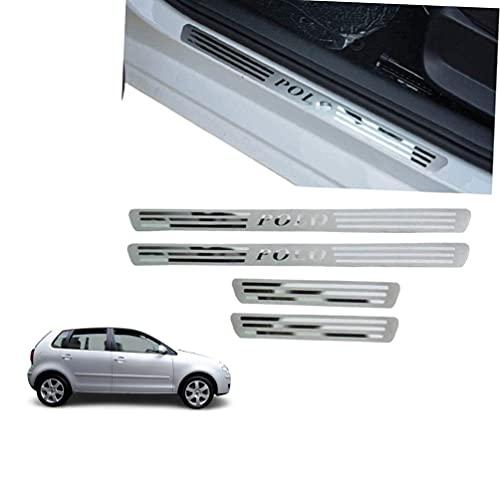 Kukutaka 4 Piezas de Placas de protección para VW Volk SWAGEN Polo...
