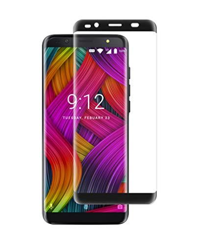 NUU Mobile G3 Tempered Glass Screen Protector- Black Border
