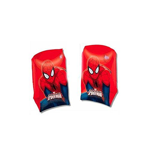SELECCION DRIM Spiderman Manguitos Hinchables