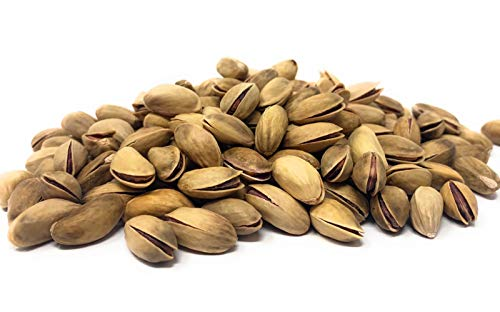 SIMPLE FOODS Turkish Pistachios in Shell - Antep Pistachios Roasted and Salted in Resealable Bag - Pistachios 2lb