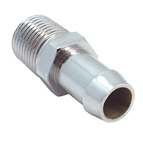 Spectre Performance 3268 Chrome 5//8 Magna-Clamp Heater Hose Fitting