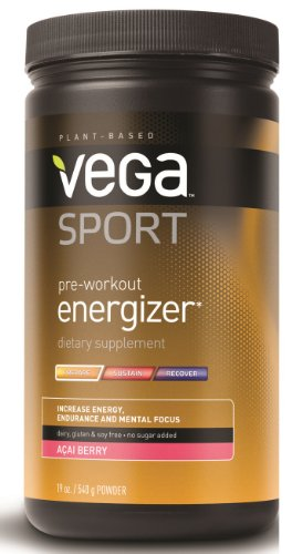Vega Sport Pre Workout Energizer review
