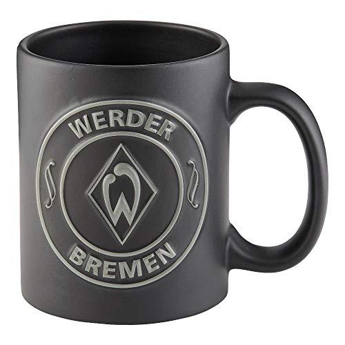 Werder Bremen Tasse / Becher \'Black\' WB Fanartikel