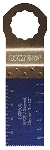 CMT OMS03-X1 Lame de rechange pour bois 28 mm