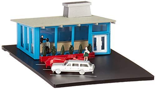 Bachmann BAC45709 N Drive In Burger b-ties