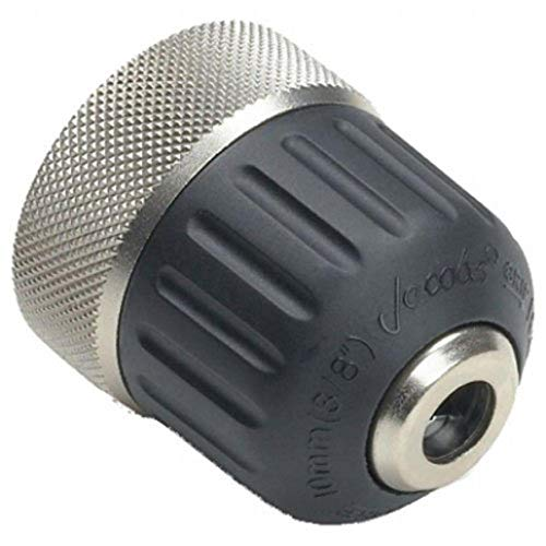 Jacobs Chuck 30354 3/8-Inch Keyless Chuck for 3/8-Inch 24 Thread Spindle