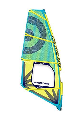 Windsurf NEILPRYDE Combat Pro 20214,5 C1, color amarillo y azul