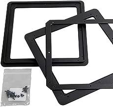 Bellow Metal Font&Rear Frame for Linhof Arca Swiss Sinar Horseman Ebony Toyo 4x5 Bellow Film Camera Accessories