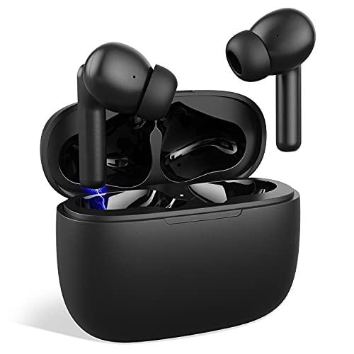 Bluetooth Kopfhörer in Ear Kopfhörer Bluetooth 5.1 Wireless Earbuds IPX6 Wasserdicht Kabellosen Kopfhörers USB-C Quick Charge 35 Stunden Akkulaufzeit für Samsung/Huawei