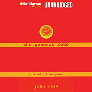 The Genesis Code audiobook cover art