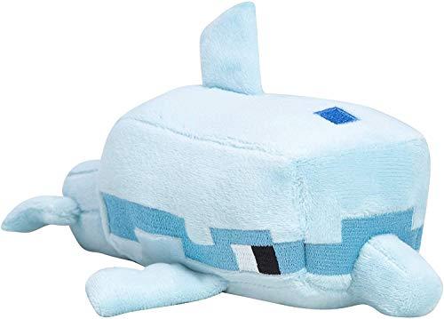 Minecraft 8983 Happy Explorer Plüsch, Delfin, versch.