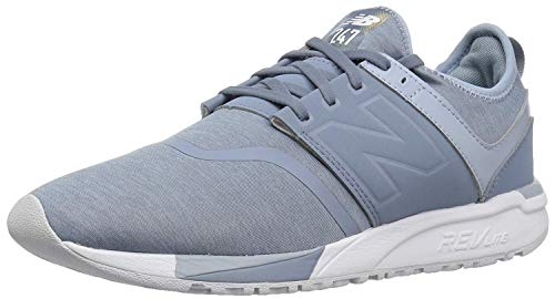 New Balance Damen 247 Sneaker, Mehrfarbig (Castlerock), 39 EU