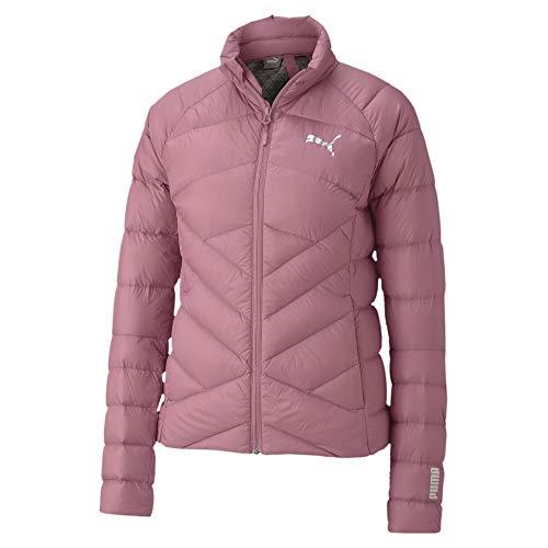 PUMA Damen Warm Pack Lite HD600 Steppjacke rosa M