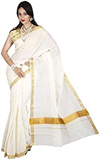 93826c9c67 Whites Women's Sarees: Buy Whites Women's Sarees online at best ...