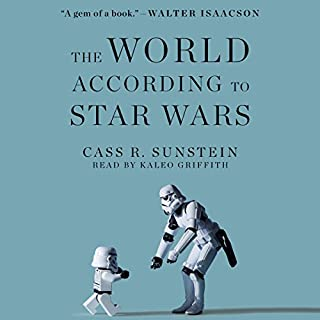 The World According to Star Wars audiobook cover art