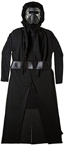 Rubie's 3810669 - Kylo Ren Erwachsenen Kostüm, schwarz, M/L (Spielzeug)