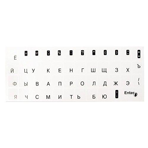 Toetsenbord, Russische letters
