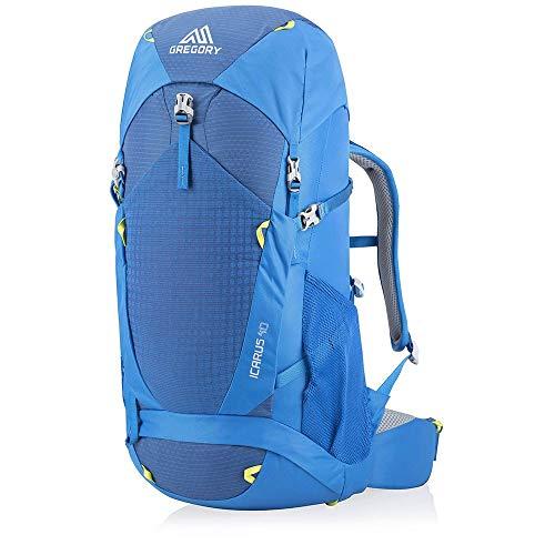 Gregory Icarus 40 Backpack, Hyper Blue