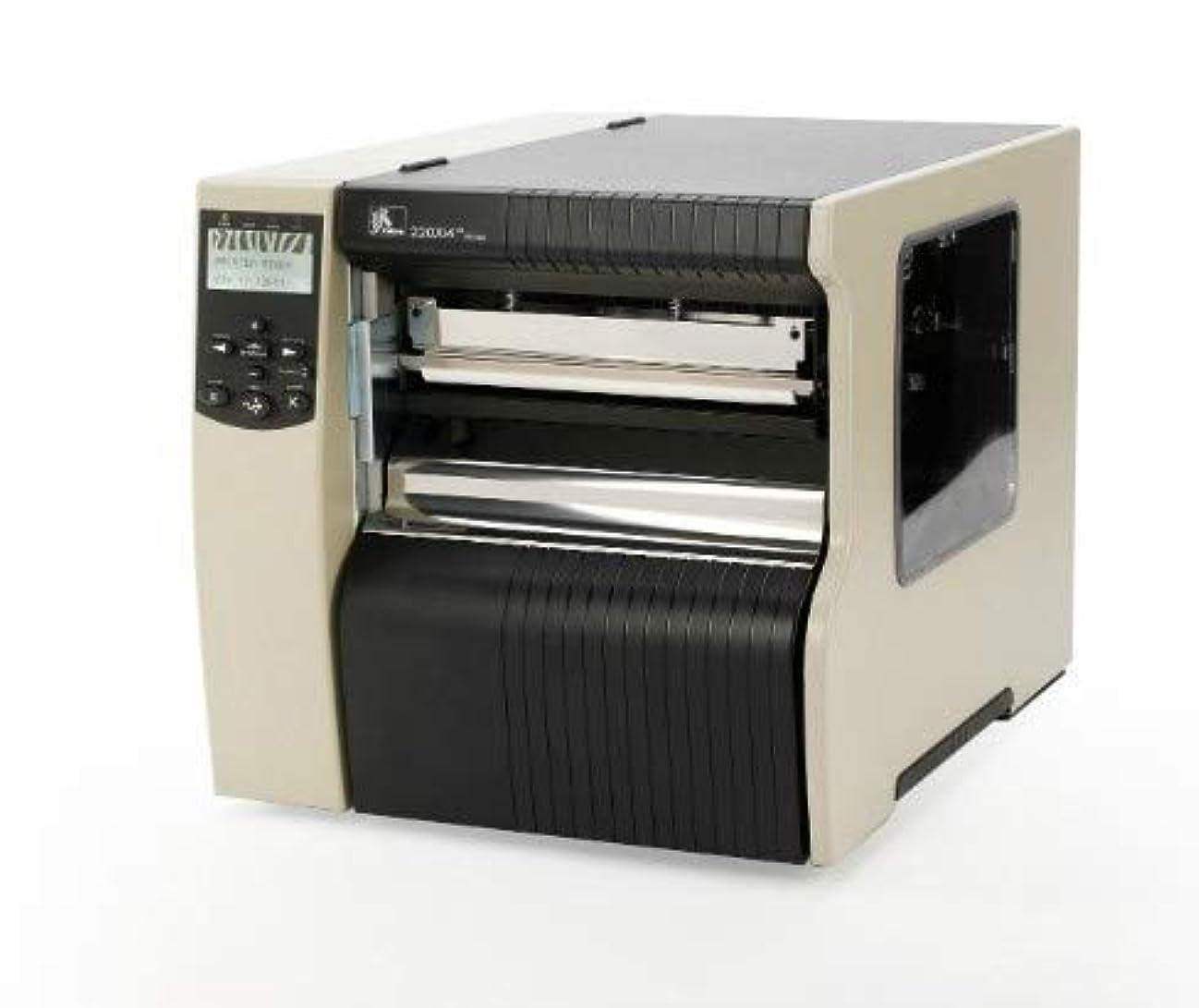 ライオン無駄に酔ってZebra 220Xi4 label printer 300 x 300 DPI