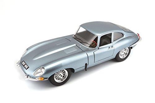 BBurago 18-12044 - Gold Collezione 1:18 Jaguar E Coupe 1961 Sortiert
