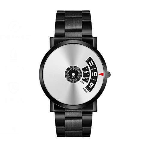WEINANA Reloj inteligente súper delgado para hombre, pulsera inteligente impermeable IP68 (color: D)