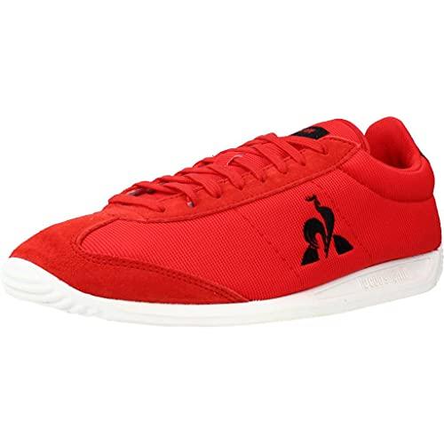 Le Coq Sportif Herren Quartz Sport Sneaker, Reines Rot, 43 EU