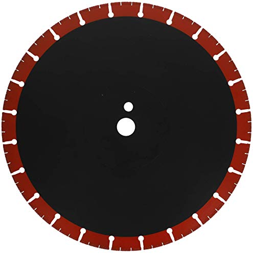 PRODIAMANT Profi Rescue - Disco de corte de diamante universal (titanio, 350 x 25,4 mm)