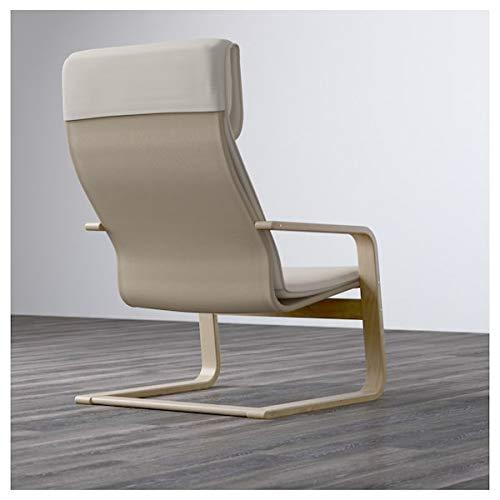 Tok Mark Traders PELLO Sessel, Holmby natur, 67 x 85 x 96 cm, strapazierfähig und pflegeleicht, Stoffsessel, Sessel und Chaiselongues, Sofas und Sessel, umweltfreundlich