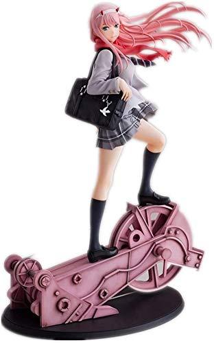 Figura de pvc de código especial de uniforme Darling de 28 CM, figura de chica de anime, figura de acción, figura FranXX
