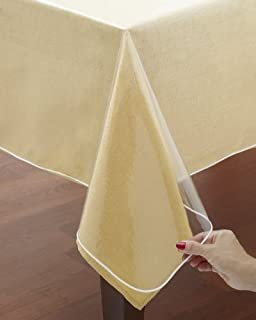 Best vinyl lace tablecloth roll Reviews