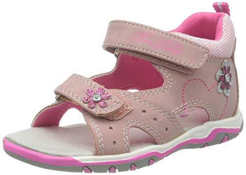 Tom Tailor Baby-Mädchen 1173802 Sandale, NUDE, 23 EU