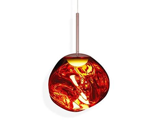 Tom Dixon Melt Pendelleuchte LED, Kupfer, 28 cm