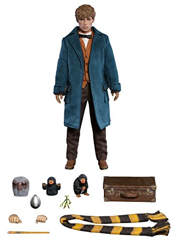 Star Ace - Harry Potter: Figura Fantastic Beasts Newt Scamander