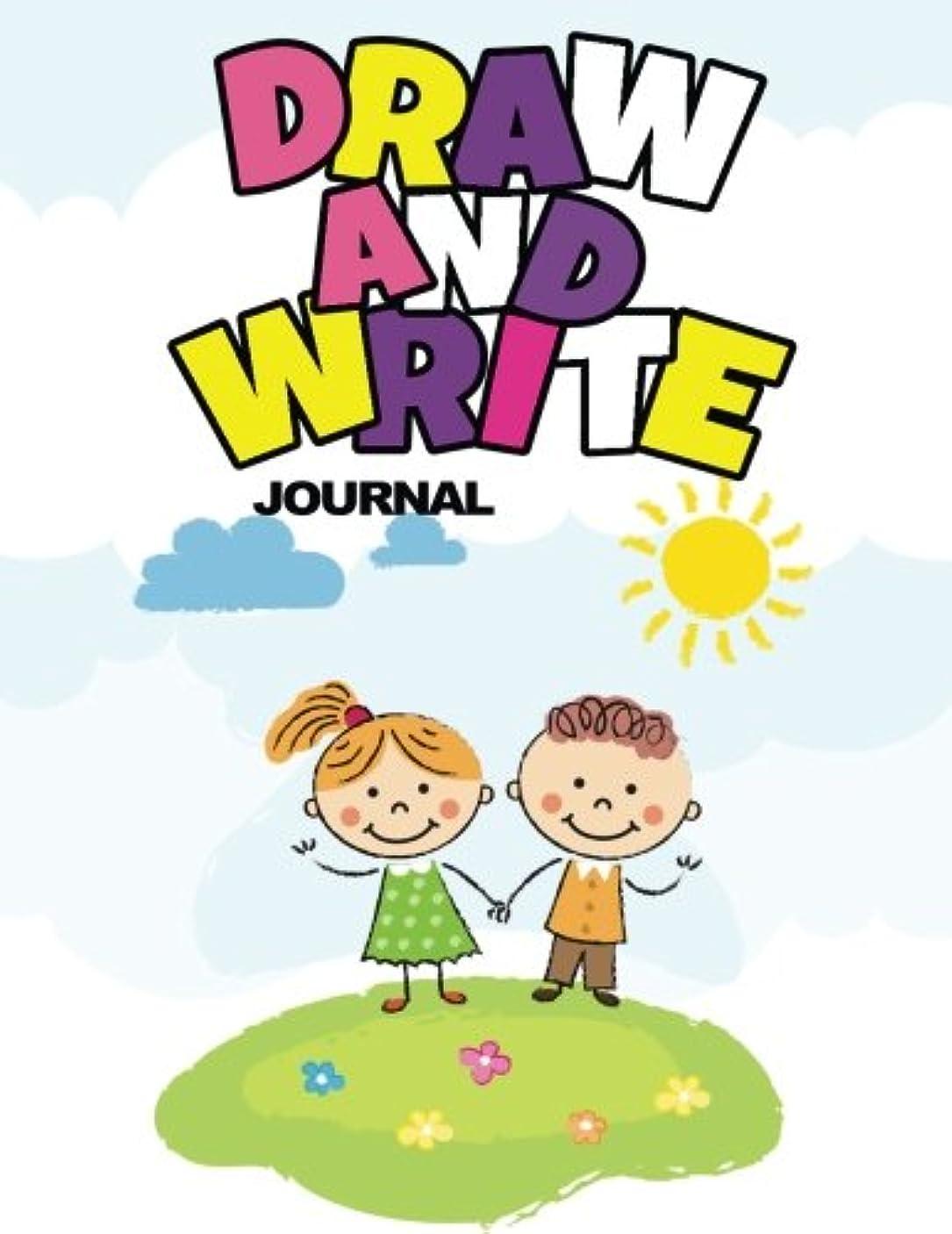 眠る管理釈義Draw And Write Journal: Writing Drawing Journal For Kids