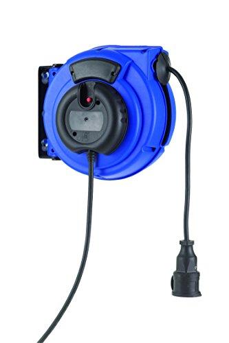 HEDI KBZ10NT Federzugtrommel, 250 V, blau