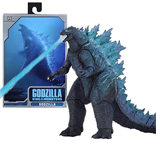 GD-Clothes Godzilla Action Figures-Gojirasaurus Figure Dinosaur Toy for Boys Godzilla 2019' Godzilla:King of The Monsters Figure
