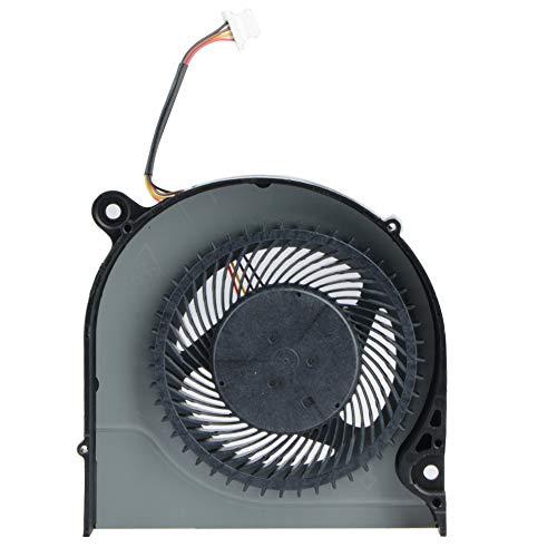 PovKeever Ventilador de refrigeración de CPU GPU para Acer Predator Helios 300 G3-571 Nitro5 AN515 AN515-51 52 AN515-41 CPU ventilador enfriador