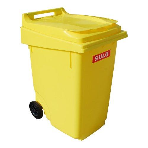 Sulo Mülltonne 360 Liter, Gelb
