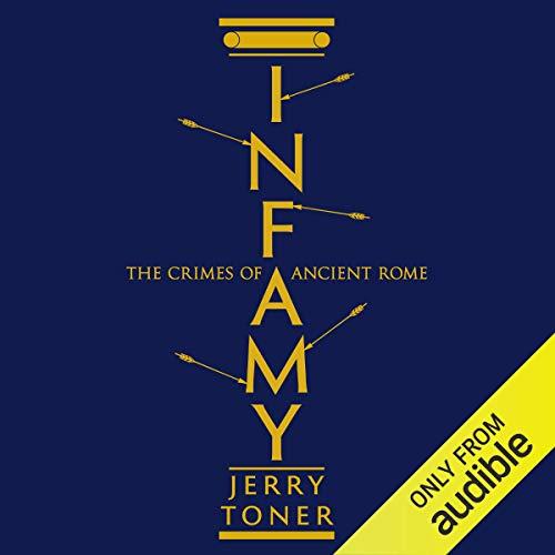 Infamy audiobook cover art