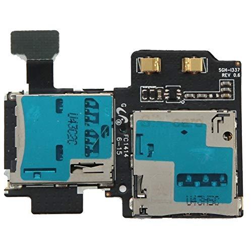 Chengcunxing Reparaturwerkzeuge, komplett montiert und Funktion SIM-Kartenslot-Flexkabel for Galaxy S4 / i337 ersetzen/ersetzen