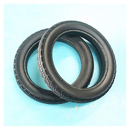 XYSQWZ Neumáticos Duraderos 16x3.0 Neumático Sólido A Prueba De Explosiones 3.00 Neumático Inflable Gratuito Neumático Antideslizante De 16 Pulgadas Neumático Resistente Al Desgaste 300-12 Ruedas De