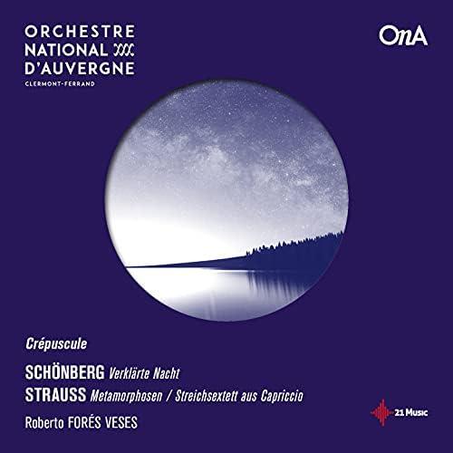 Roberto Forés Veses & Orchestre National d'Auvergne
