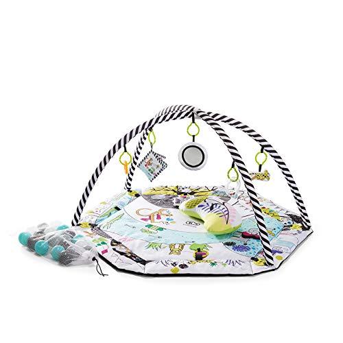 Kinderkraft Educational Playmat SMARTPLAY - Baby, Unisex Infantil, Multicolor(Multicolor)