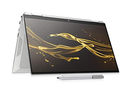 HP Spectre X360 13-aw0116na 13.3' FullHD IPS Convertible 2in1 Laptop w/ HP SureView Privacy Screen - i7 1065G7, 8GB DDR4, 1TB SSD, WIFI 6 & Bluetooth 5, Windows 10 Pro – UK Keyboard Layout (Renewed)