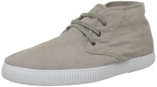 Calego Safari Lona Tintada 116688_Beige - Zapatos de Cordones de Tela Unisex, Color Beige, Talla 36